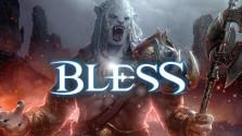 Bless [СМОТРИМ НА НОВУЮ ММОРПГ] СТРИМ
