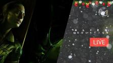 [Запись стрима] Alien: Isolation — 24.12.16 (18:00 МСК)