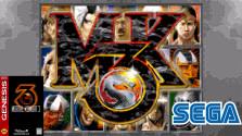 Mortal Kombat 3 (Sega Mega Drive)