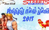 Streets of Rage Remake v5.1: Happy New Year 2017 mod