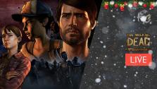 [Прямой Эфир] The Walking Dead: A New Frontier — 01.01.17 | 18:00 МСК