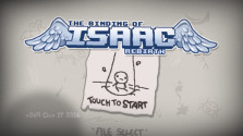 The Binding of Isaac: Rebirth вышла на iOS