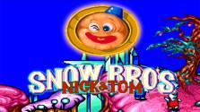 Snow Bros. — Nick & Tom (Sega Mega Drive)