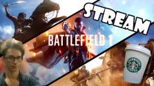 [ЗАПИСЬ] СТРИМ по BATTLEFIELD ''Наконец-то военные истории...''
