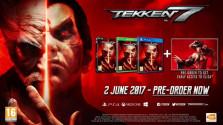 Дата выхода Tekken 7 и подробности о изданиях игры!