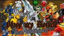 Обзор игр Bionicle [feat. WildGamer]