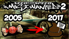 NEED FOR SPEED 2017 (Most Wanted 2)