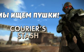 Мы ищем пушки! Fallout: New Vegas Courier's Stash