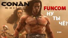 Обзор Conan Exiles (Всё очень плохо) PC, Steam Early Acces