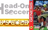 Head-On Soccer [Fever Pitch Soccer] (Sega Mega Drive)