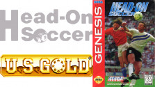 Head-On Soccer [Fever Pitch Soccer] (Sega Mega Drive)