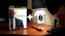 HITMAN (PC) Распаковка Steelbook Edition