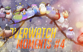 (НЕ) ЛУЧШИЕ МОМЕНТЫ МАТЧА!!! ● Overwatch moments [4]