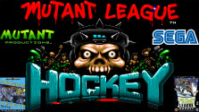 Mutant League Hockey (Sega Mega Drive)