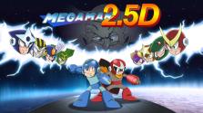 {Запись} Megaman 2.5D — Это годное 2.5D! 10.02.17 в 18:00!