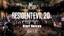 Коллекция зловещих голосов из Resident Evil