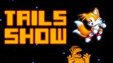 Tails show #1 ALF. Шоу в пиксельном стиле.