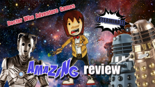 Amazing Review — Doctor Who Adventure Games