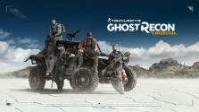 Мнение о ОБТ Ghost recon: Wildlands