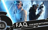 Star wars: Battlefront F.A.Q.