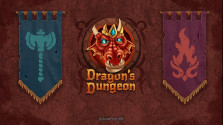 Dragon's Dungeon: Awakening или драконы штурмуют Greenlight!