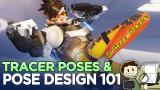 Дополнительные Кадры: Дизайн Поз для Чайников — Анимация Overwatch
