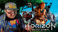HORIZON ZERO DAWN — Механическое Оливье