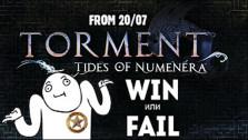 Torment: Tides of Numenera. Win или Fail?