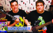 Jay Coup & Dart — Comix Zone (Rock Cover)