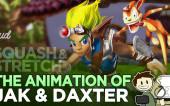 Дополнительные Кадры: Сжатие и Растяжка — Анимация Jak & Daxter