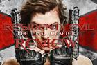 «Обитель зла: Последняя Глава». Рецензия на фильм.