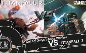 Call of Duty Infinite Warfare VS Titanfall 2