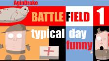 Battlefield1 animation funny Анимация