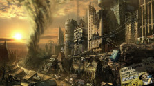Приключение Евгения Базарова на пустоши