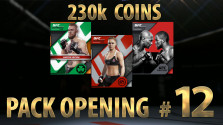UFC 2 | Pack Opening 230k COINS