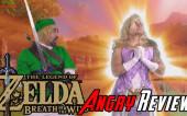 Angry Joe — Обзор The Legend of Zelda: Breath of the Wild [Субтитры]