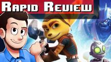 Ratchet & Clank (PS4) — Скоростной Обзор | AntDude (RUS VO)