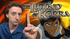 Обзор за Минуту — The Legend of Korra   ProJared (RUS VO)