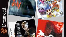 Игры для Dreamcast, вышедшие первыми в Японии.