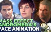 Дополнительные Кадры: Что случилось с анимацией Mass Effect Andromeda?