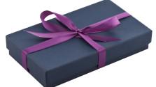 Идея для оформления подарка