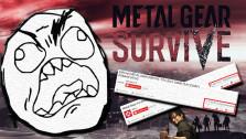 METAL GEAR SURVIVE страх и ненависть фанатов