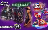 eжеweekly #1 [Апрель 24-30] Обзор событий игровой индустрии на неделю