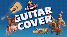 Несколько тем из игр в переложении для гитары