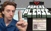Обзор за Минуту — Papers, Please | ProJared (RUS VO)