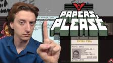 Обзор за Минуту — Papers, Please | ProJared (RUS VO)