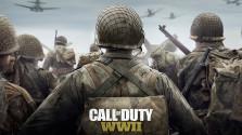 Пластмассовый трейлер Call of Duty World war II
