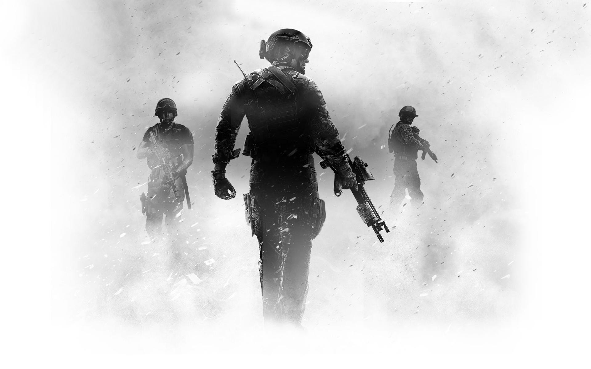 Call of Duty Modern Warfare  № 3671594 загрузить