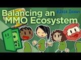 Дополнительные кредиты: Балансируя в Экосистеме ММО (Делаем Микс из Игровых Типов)