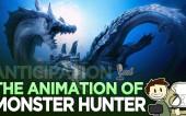 Дополнительные кадры: Упреждение — Анимация боёв Monster Hunter